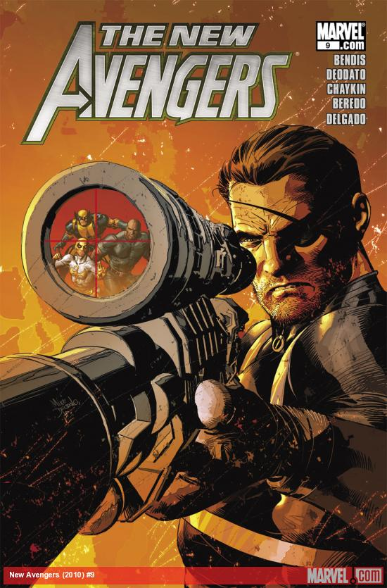 New Avengers (2010) #9