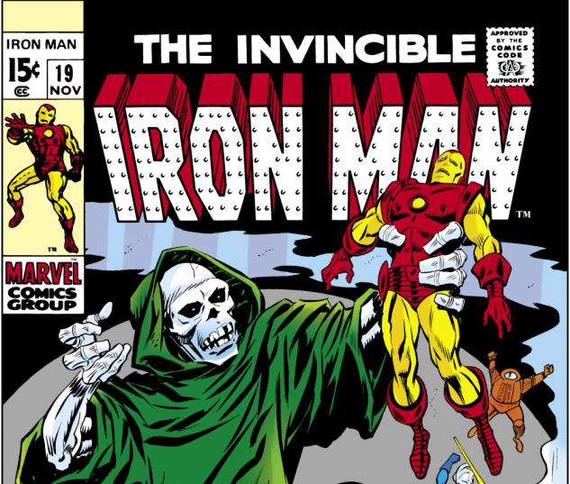 Iron Man (1986) #19