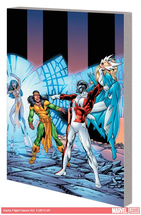 Alpha Flight Classic Vol. 3 TPB