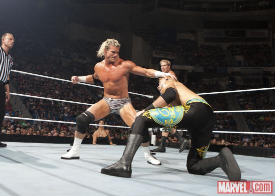 WWE superstar Dolph Ziggler