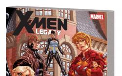 X-MEN LEGACY: BACK TO SCHOOL TPB