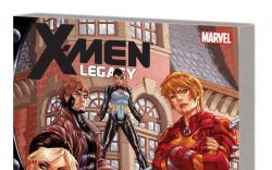 X-MEN LEGACY: BACK TO SCHOOL TPB
