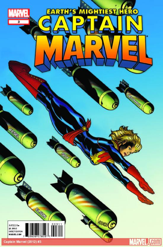 CAPTAIN MARVEL 3