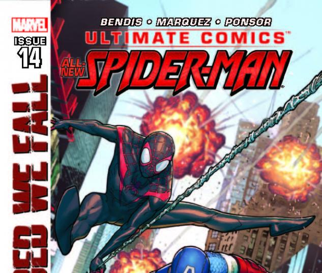 ULTIMATE COMICS SPIDER-MAN 14 (WITH DIGITAL CODE)