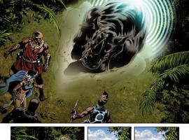 First Look: New Avengers #1