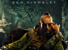 Ben Kingsley stars as the Mandarin in Marvel's Iron Man 3