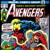 Avengers (1963) #126 Cover