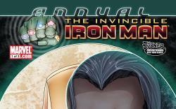 Invincible Iron Man Annual (2010) #1