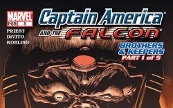 Captain America and the Falcon (2004) #8