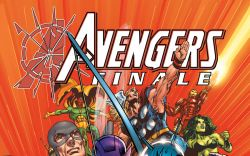 Avengers Disassembled FInale HC