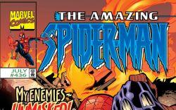 Amazing Spider-Man (1963) #436 Cover
