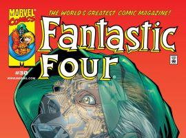 Fantastic Four (1998) #30 Cover