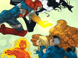 Get the Marvel Comics App Update for 10/2/13