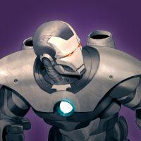 Iron Patriot (James Rhodes)