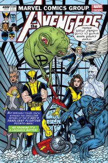 Avengers #24  (Allred Xca 4 Variant)