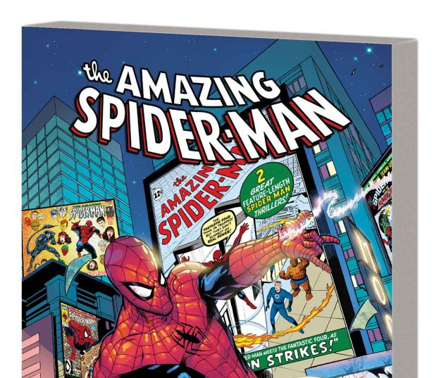 SPIDER-MAN FIRSTS TPB