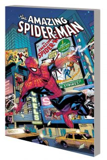 Spider-Man Firsts (Trade Paperback)