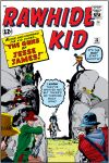 Rawhide Kid (1960) #33 Cover