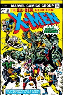 Uncanny X-Men #96