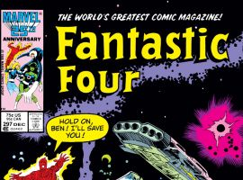 Fantastic Four (1961) #297 Cover