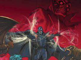 Psych Ward: Hulk & Magneto