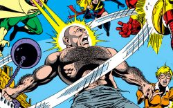 Happy 50th Birthday, Absorbing Man