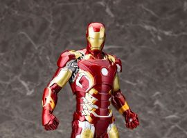 Iron Man Mark 43 ARTFX Statue