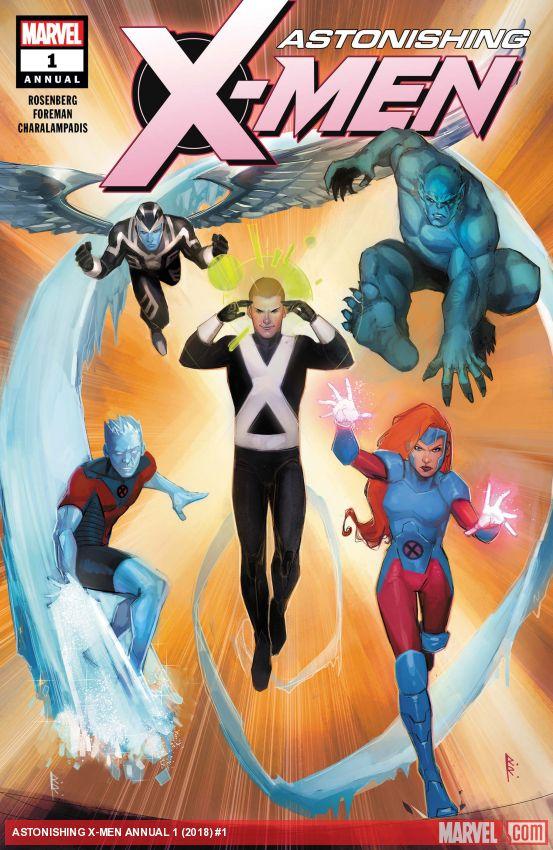 Astonishing X-Men Annual (2018) #1