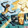 X-MEN: KINGBREAKER #4 preview pages 3 and 4