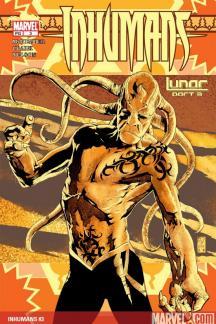 Inhumans (2003) #3