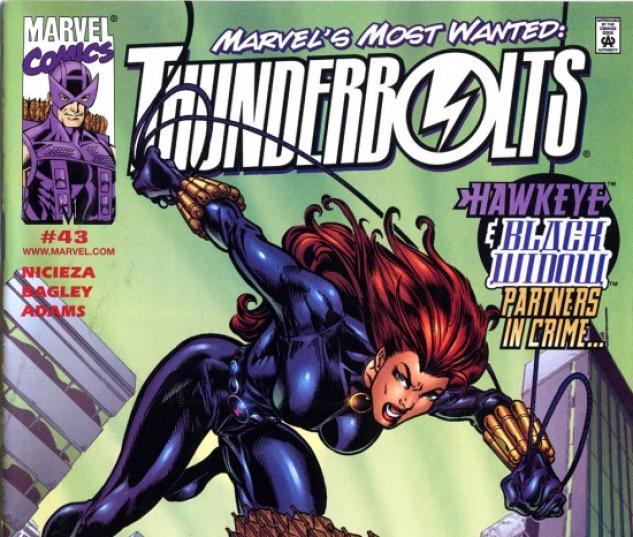 Thunderbolts #43