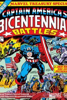 Captain America's Bicentennial Battles #1