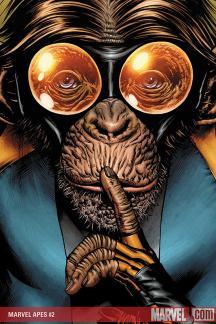 Marvel Apes #2