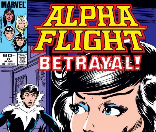 Alpha Flight #8