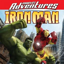 Marvel Adventures Iron Man Special Edition (2007)