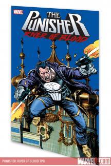 Punisher: River of Blood (Trade Paperback)