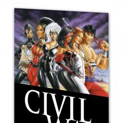 HEROES FOR HIRE VOL. 1: CIVIL WAR #0