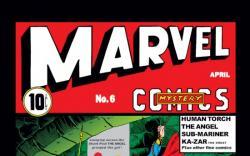 Marvel Mystery Comics #6