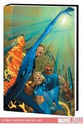 Ultimate Fantastic Four Vol. 4 (Hardcover)