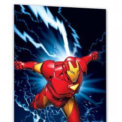 Marvel Adventures Iron Man Vol. 1: Heart of Steel (2007)