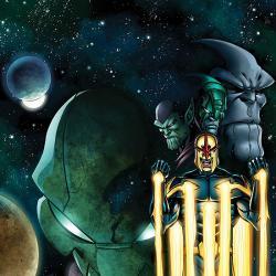 Annihilation Saga (2007) #1