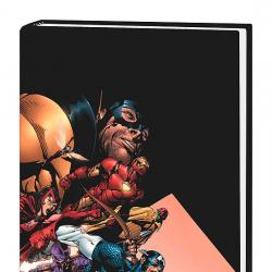 Avengers Disassembled (Hardcover)