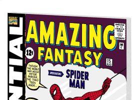 ESSENTIAL SPIDER-MAN VOL. 1 TPB (NEW #0
