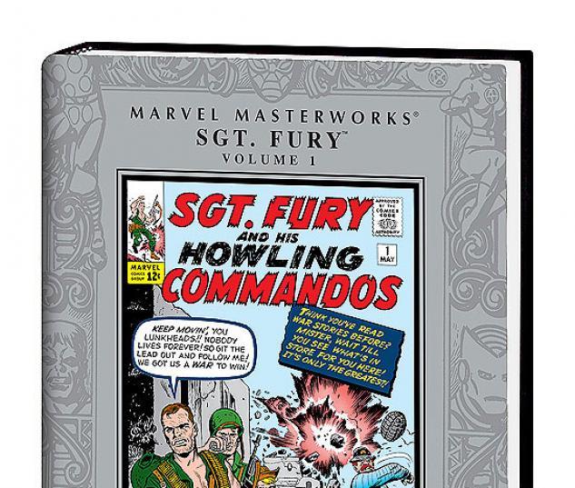 MARVEL MASTERWORKS: SGT. FURY VOL. #0