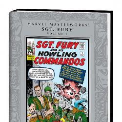 MARVEL MASTERWORKS: SGT. FURY VOL. #0