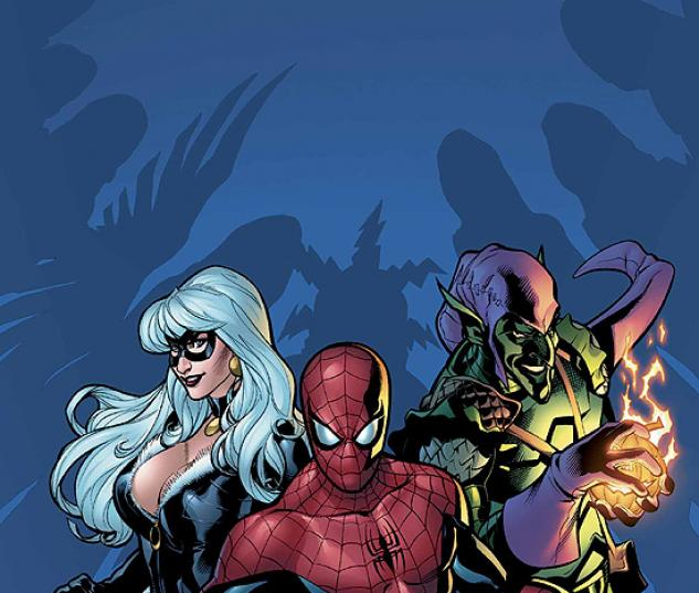 MARVEL KNIGHTS SPIDER-MAN (2006) #11 COVER