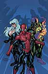 MARVEL KNIGHTS SPIDER-MAN (2006) #11 COVER