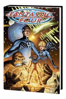 Fantastic Four Vol. 1 (Hardcover)