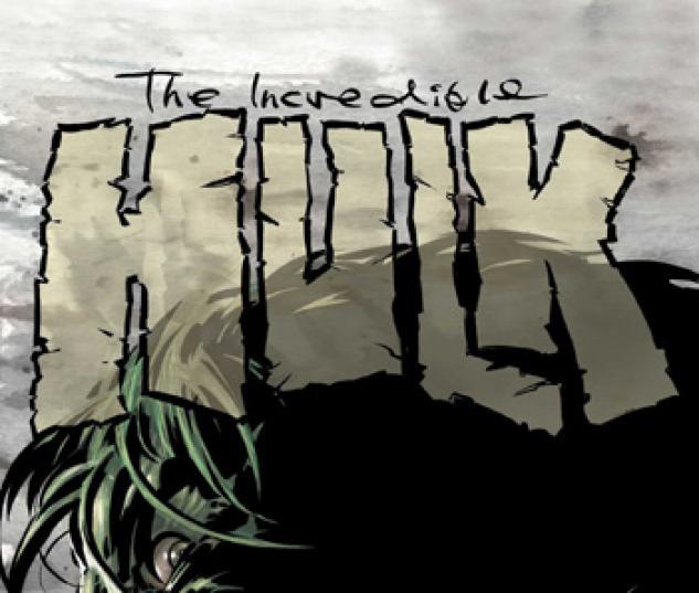 INCREDIBLE HULK (2004) #65 COVER