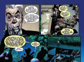 DEADPOOL: WADE WILSON'S WAR #1 preview art by Jason Pearson